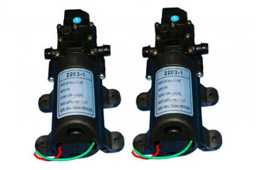 Sprayer Pump Battery